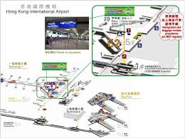 Hong Kong International Airport Floor Plan Turbojet