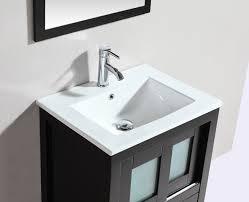 Real Wood Vanities Bathroom Natural Wood Bathroom Vanity Wood Finisin Bath Room