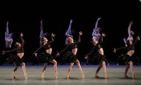 new york city ballet american ballet theatre and alvin ailey