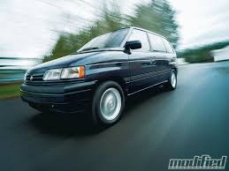 mazda car van 1993 mazda mpv what the f u0026 modified magazine