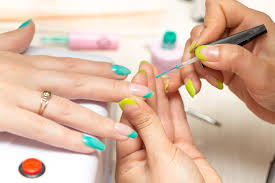 can you paint your nails while pregnant glamour nail salon