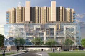 construction begins on robarts library expansion