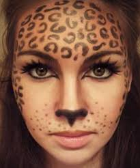Leopard Costumes Halloween 15 Amazing Animal Makeup Tutorials Halloween Animal Costumes