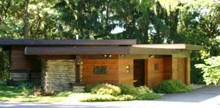 Usonian House by More Than Curds