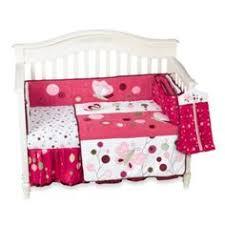 Dahlia Crib Bedding Cocalo Dahlia 4 Crib Bedding And Accessories Bed Bath
