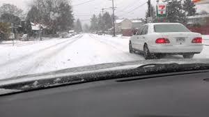 lexus es 350 awd or fwd lexus gs 350 awd in snow overtaking mercedes youtube