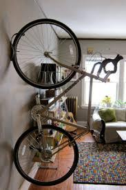 Living Room Bike Rack by Unofficially Bike Week Marthaandtom