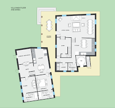 the villa u2013 floorplans la segreta
