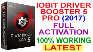 driver booster 5 pro 2017 activation