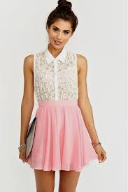 pink dress light pink casual dress naf dresses