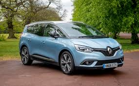 renault espace f1 extended test 2017 renault grand scenic 130 dci