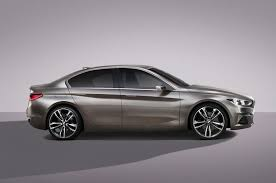 bmw series 1 saloon bmw concept compact sedan revealed at guangzhou motor autocar