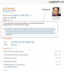 Wcf Resume Sample by Interviewing Is It A Good Idea To Put Summary In Place Of