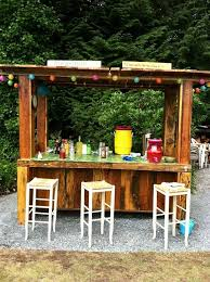 How To Make An Outside Bench Two Pallets Bar Pallets Wardrobes And Outdoor Pallet