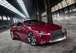 lexus lf lc features whats new for lexus rallye lexus