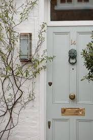 front door style but different color home pinterest front