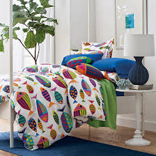 Fish Duvet Cover Nautical By Nature Nautical Bedding From The Company Store