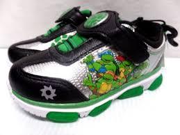 light up shoes size 12 teenage mutant ninja turtles boys athletic light up shoes