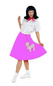 poodle skirt halloween costume costumes 1950 u0027s 50s retro poodle skirt vintage