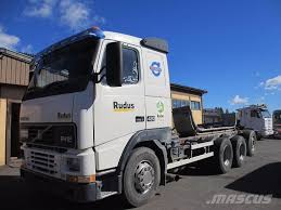 volvo fh12 8x4 tridem alusta chassis cab trucks year of mnftr
