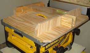 Wood Saw Table Cross Cut Sled For The Table Saw Visual Engineering