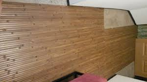 bamboo paneling over carpet mid century table over temporary bamboo floors