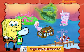 spongebob diner dash android apps on google play