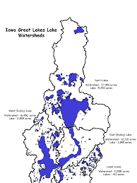 Map Of Great Lakes Wsc Water Quality