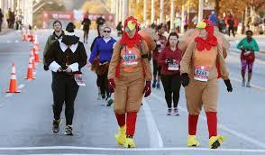 traffic alert thanksgiving half marathon to roads in atlanta