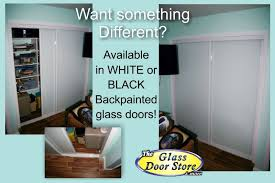 Interior Glass Sliding Doors Sliding Interior Glass Closet Doors The Glass Door Store