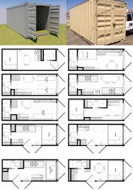house plans interesting design of conex box house for your chic