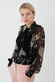 baum und pferdgarten mandisa blouse by baum und pferdgarten no ordinary suit