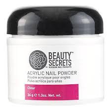 beauty secrets acrylic powder