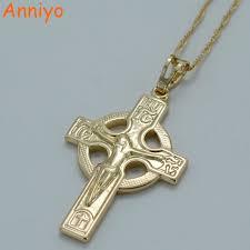orthodox jewelry anniyo icxc russian orthodox church cross pendant necklace women