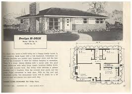 house plans 1950 bungalow style house design sater design