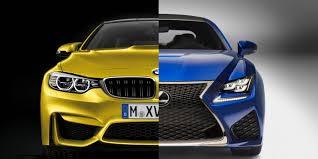 lexus rcf engine for sale bbc autos bmw m4 v lexus rc f fight