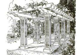 Image Of Pergola by 5 Pergola Plans For Inspiration