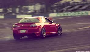 rx8 mazda rx8 drift by projektpm on deviantart