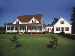new farmhouse plans 1 story house plans with detached garage new farmhouse plans with