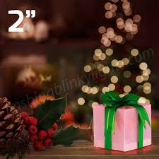 items small light up gift boxes deck the halls by