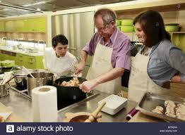 cours de cuisine ducasse a cooking class giving by alain ducasee trained chef sabrina zoli in