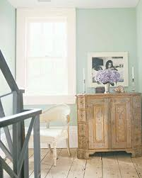 Manhattan Mist Behr by Home Tour American Colonial Martha Stewart