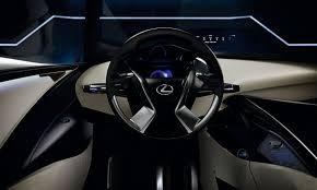 lexus ux concept interior lexus lf sa concept is small but mean w videos
