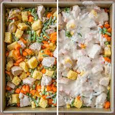 leftover turkey casserole the recipe critic