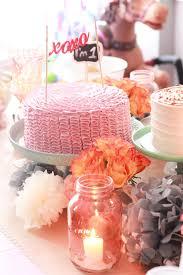vintage valentine pink u0026 brown 1st birthday
