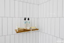 hang a swing shelf in the shower or anywhere hometalk