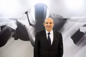dassault si e social éric trappier chairman and ceo of dassault aviation becomes