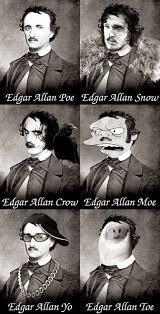 Edgar Allen Poe Meme - memebase edgar allan poe all your memes in our base funny