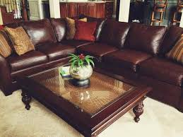 Ethan Allen Bennett Sofa Reviews Ethan Allen Sectional Sofas For Our Space The Sectional Fits Our