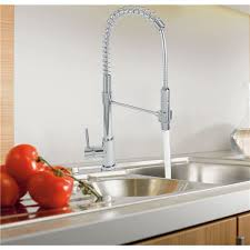 mitigeur pour cuisine robinet semi industriel mitigeur pour évier de cuisine douchette led